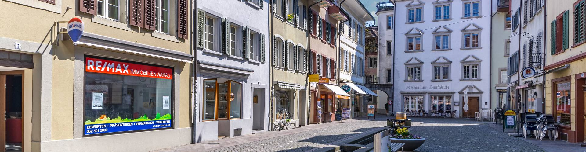 Immobilien - RE/MAX Immobilien in Aarau