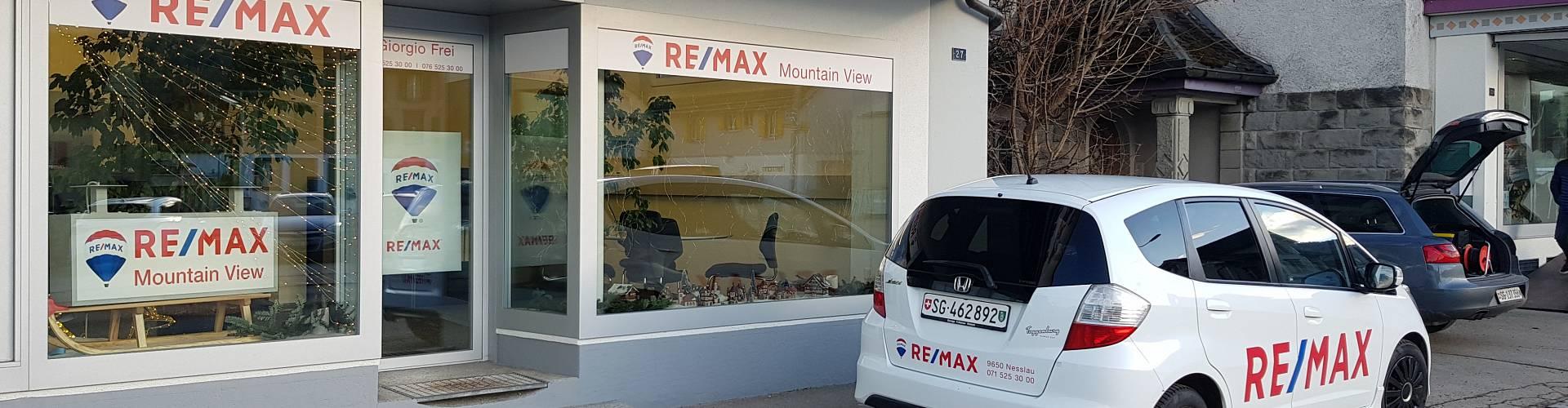 RE/MAX Immobilien Nesslau