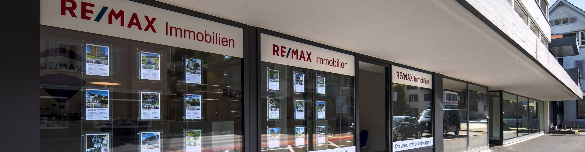 RE/MAX Immobilien in Wetzikon