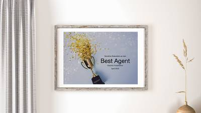 Giacinto Forastefano - «Best Realtor in April»