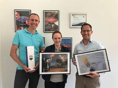 Success repeats for the RE/MAX team in Eglisau