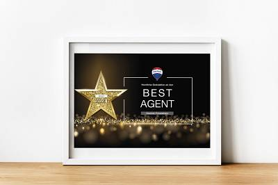 Best Agent March 2021 - Giacinto Forastefano