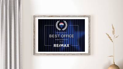 Best Office March 2021 - RE/MAX Immobilien Frick