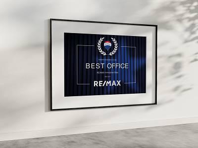 RE/MAX Immobilier Belp – Best Office en mai