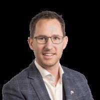 Property agent Markus Kohler