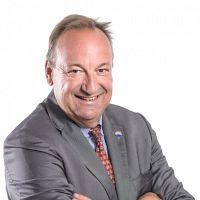 Property agent Hartmut Richter