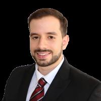 Immobilienmakler Lukas Schriber