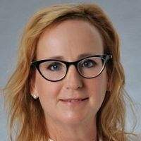 Property agent Sabine Ebert