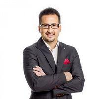 Property agent Sinan Kasap