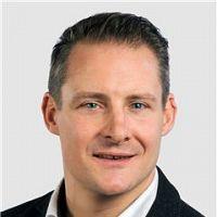 Immobilienmakler Marc Leuenberger
