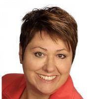 Property agent Daniela Saredi-Ebneter