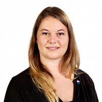Property agent Gabriela de Ruiter