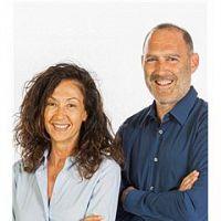 Immobilienmakler Team 100plus - Urs Ferarrio / Gina Di Gioia