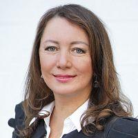 Property agent Elena Vaucher