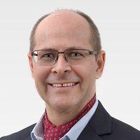 Property agent Christoph Gucker