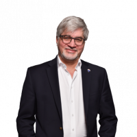 Property agent Rolf Pfändler