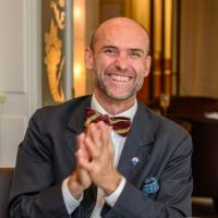 Immobilienmakler Enrico Degiacomi