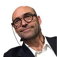 Property agent Enrico Degiacomi