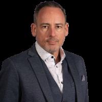 Immobilienmakler Roger Guerdi