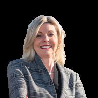 Property agent Gabriela Weiss