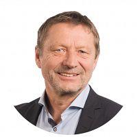 Immobilienmakler Hans Simon