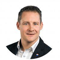Property agent Marc Leuenberger