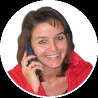 Property agent Karin Schönbächler