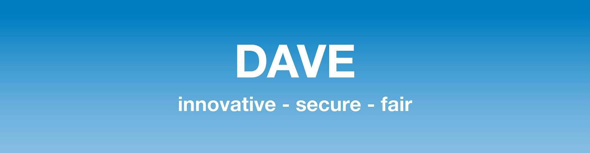 DAVE - innovative - secure - fair RE/MAX