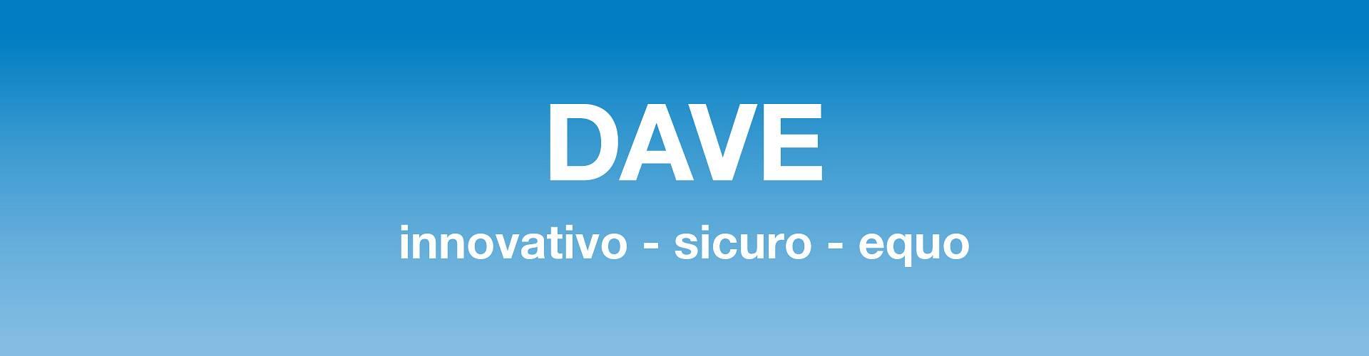 DAVE - innovativo - sicuro - equo RE/MAX
