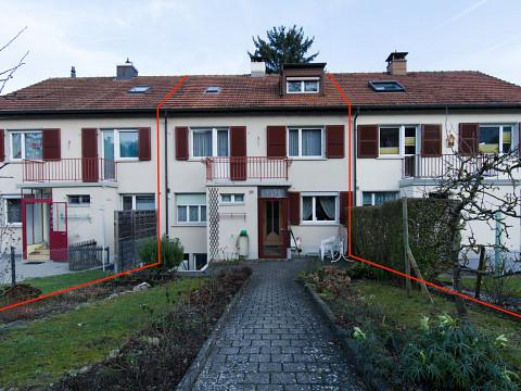 4 Zimmer Reiheneinfamilienhaus