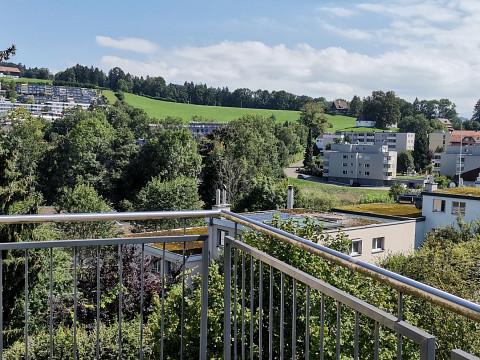 ländliches Wohnen in der Stadt St. Gallen
