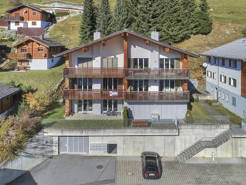 4 ½ Zimmer Wohnung in Andiast GR