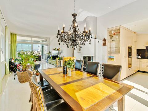 Verkauft: The City Residence - Penthouse in Zug City