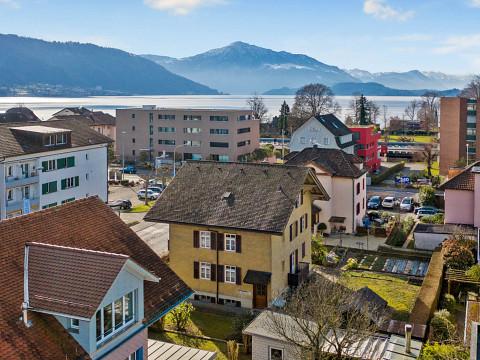 Verkauft: Bauland 'Letzi-Lakeside' in der Stadt Zug