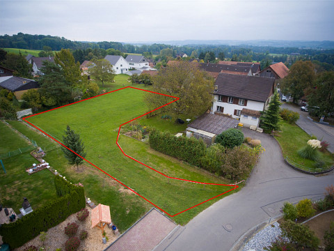 Building plot for own home at Guntershausen bei Berg