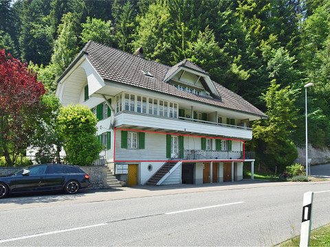 Wohnung in Eggiwil