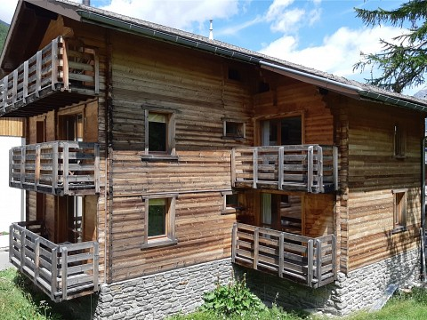 Chalet Tannegg with 5 apartments in a prime location