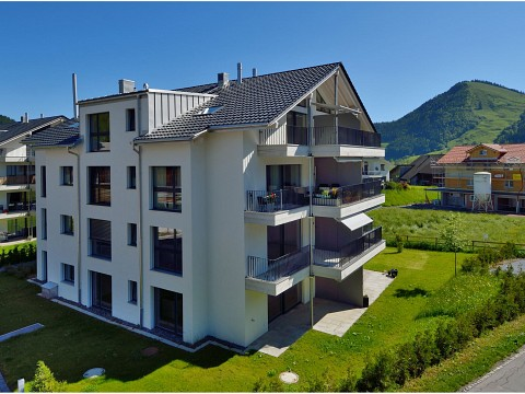 Appartement à Unteriberg