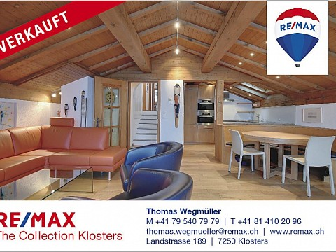 Flat at Klosters