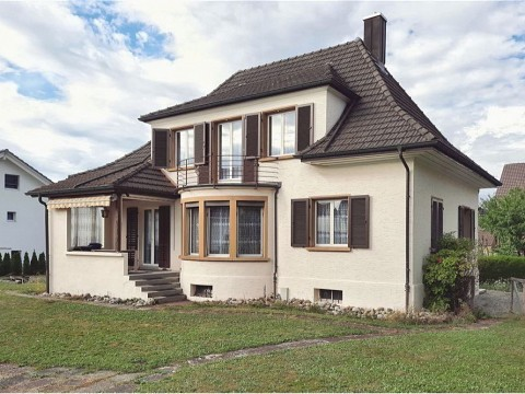 House at Hunzenschwil