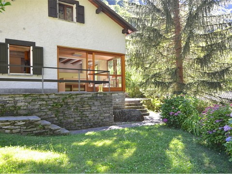 Haus in Brione