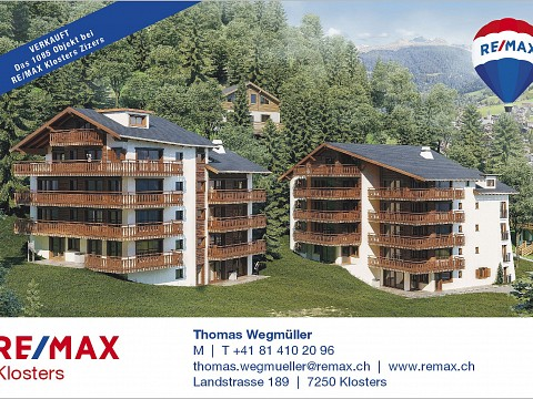 Wohnung in Klosters
