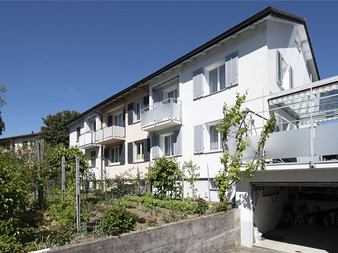 House at Rapperswil (Jona-)