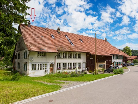 Haus in Turbenthal