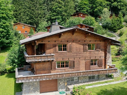 Casa a Klosters